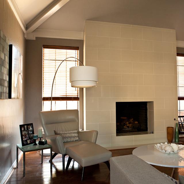 North Dallas Kitchen & Bath contemporary-family-room