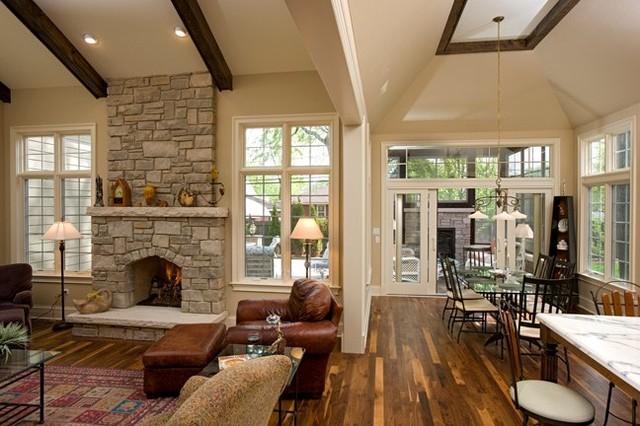 Oakley Home Builders family-room
