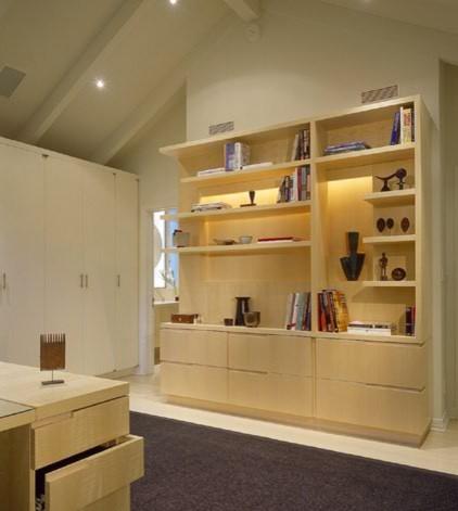 OJMR Architects modern-family-room