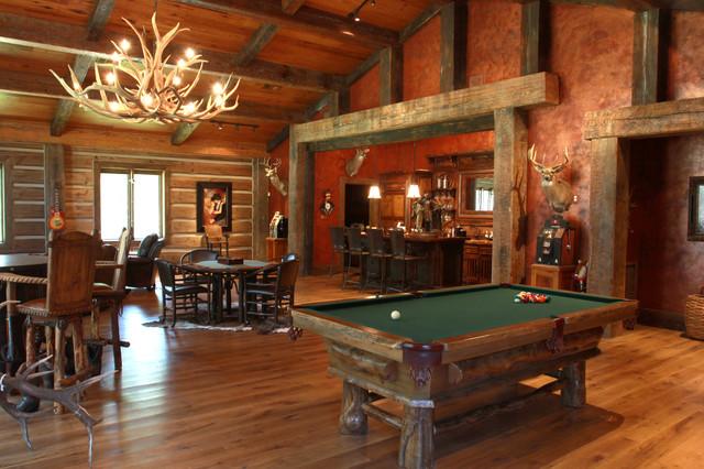 Olla Louisana Hunting Lodge
