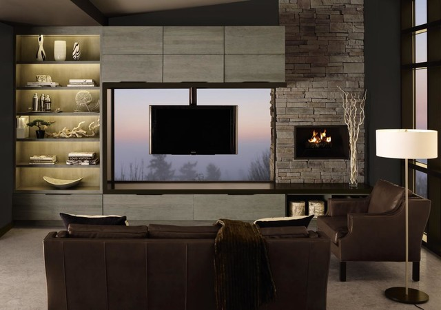 omega cabinetry: living room cabinets
