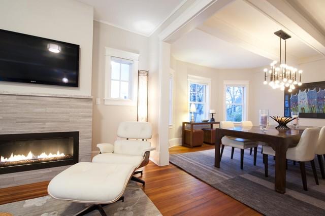 Original Flooring transitional-family-room