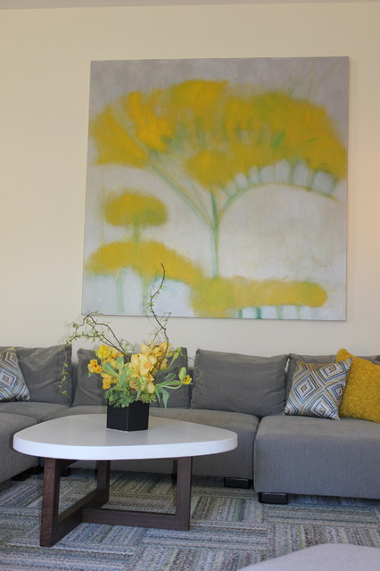 Orinda Classic Modern contemporary-family-room