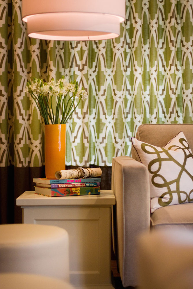 Inspiration for a timeless family room remodel in San Francisco