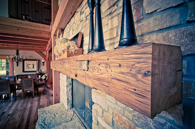 Orono Residence traditional-family-room
