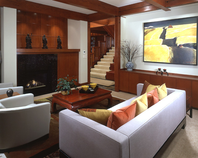 Our top 20 favorite fireplaces modern-family-room