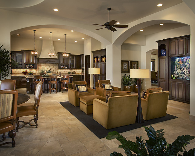 Ownby Design traditional-family-room