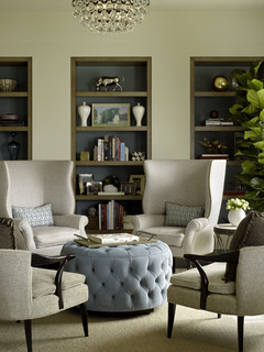 Pacific Heights Transformations - Contemporary - Family Room - San Francisco