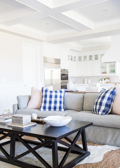 pacific palisades klassisch modern wohnzimmer los