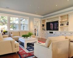 Parkinson Avenue West craftsman-family-room