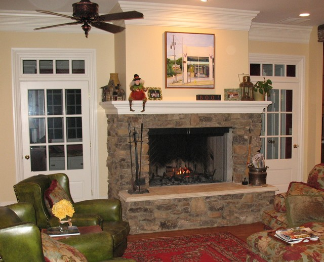 Pamela Foster & Associates, Inc. family-room