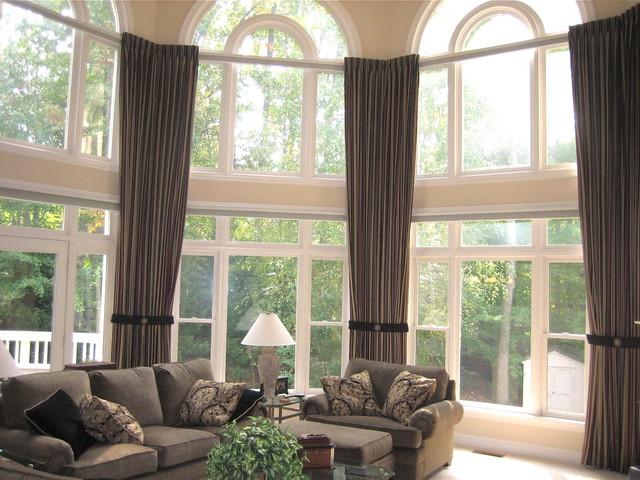 Panache Designs Traditional Family Room Dc Metro