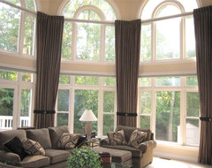 Panache Designs traditional-family-room