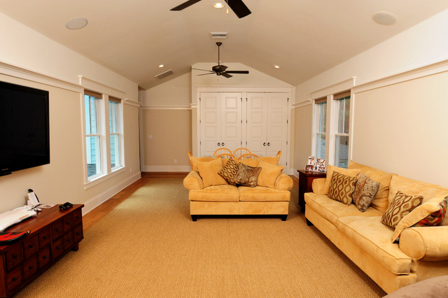 Parkland Estates-Craftsman Style craftsman-family-room