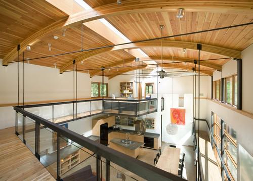 Galerie: Das spricht für den Bau im Haus