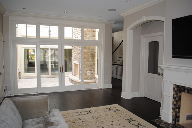 Paulina Private Residence Chicago craftsman-family-room