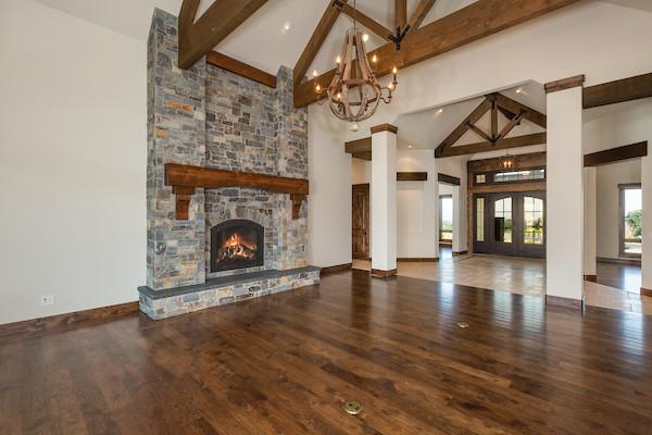 Pecetti Ranch Rustic Mountain Home