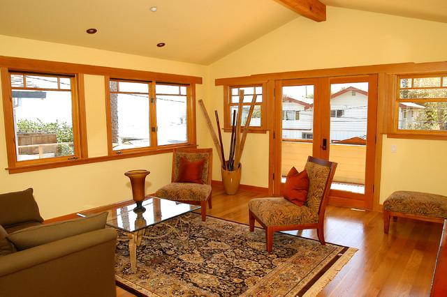 Pelz Residence craftsman-family-room