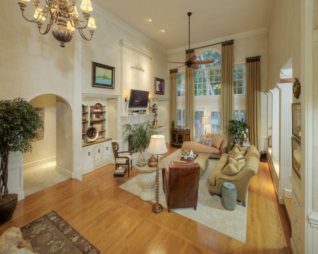 Penny Law traditional-family-room