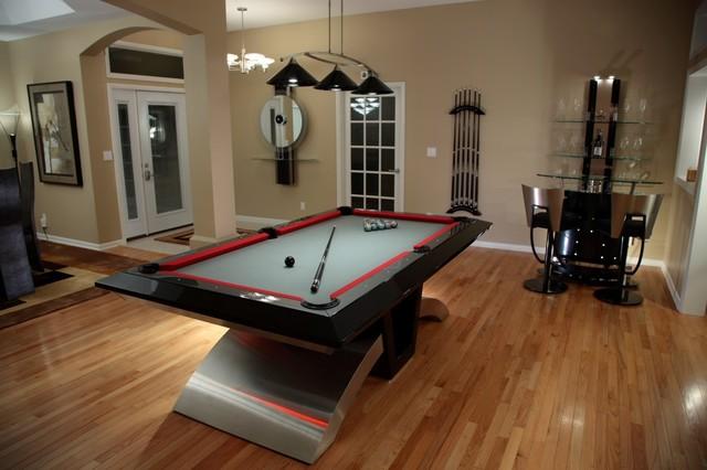 Peoria Home contemporary-family-room