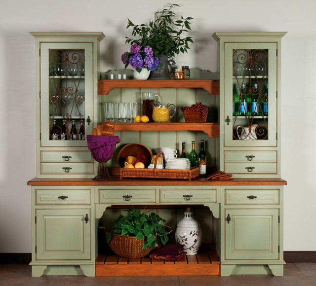 Plain And Fancy Cabinets