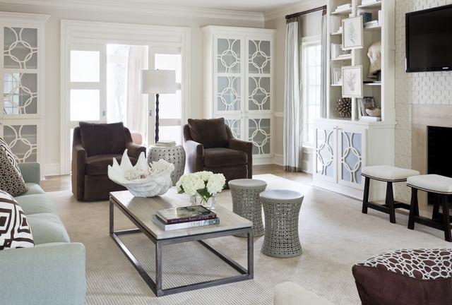 Pleasant Valley - Klassisch modern - Wohnzimmer - Little Rock ...