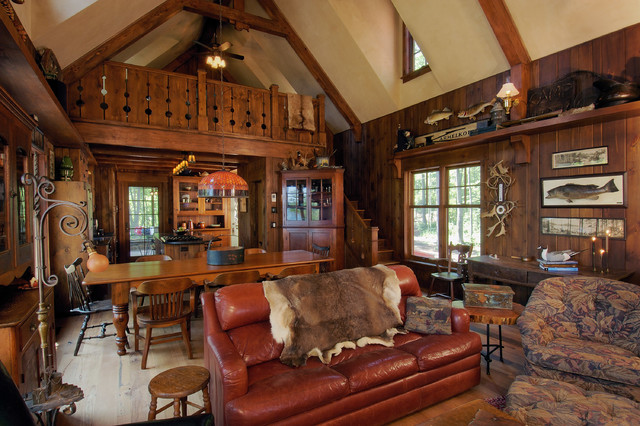 Pleasantview Cottage traditional-family-room