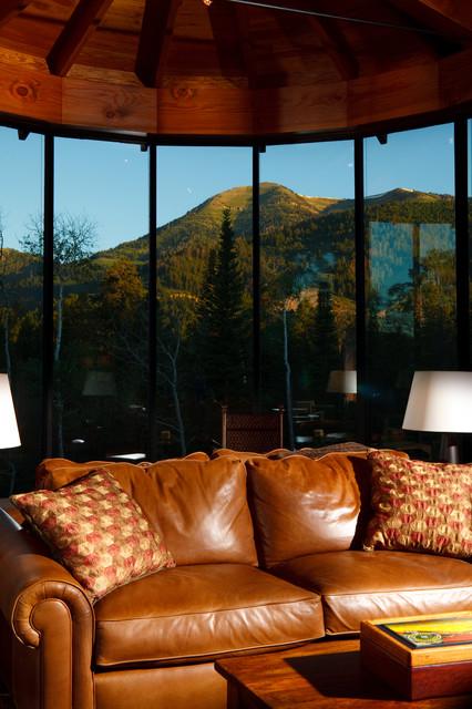Pocket Ranch Interior contemporary-family-room