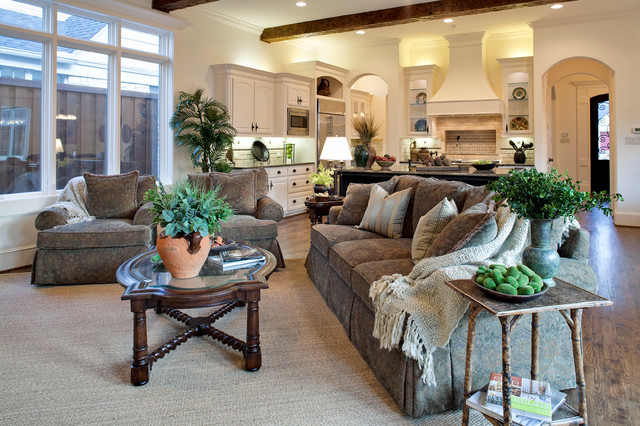 Preston Hollow_Traditional traditional-family-room