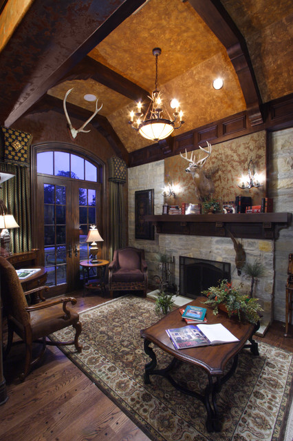 Previously Completed Projects traditional-family-room