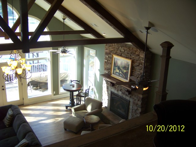 Price remodel and addition traditional-family-room