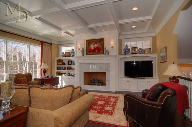 Private Residence - Wellner traditional-family-room