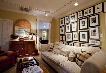 Past Feature Homes traditional-family-room