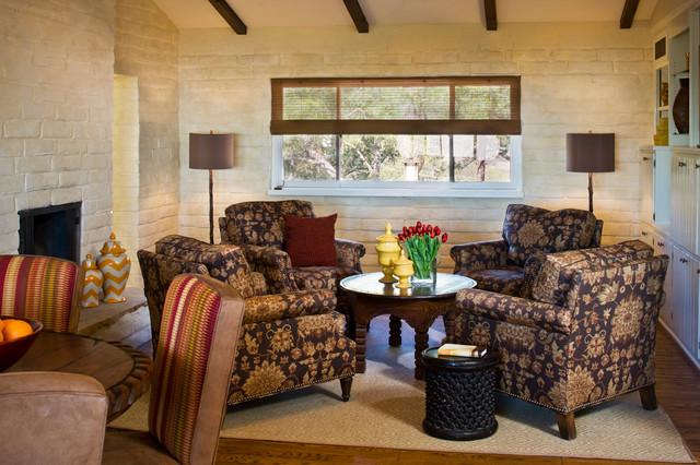 Promises Rehab, Malibu California modern-family-room