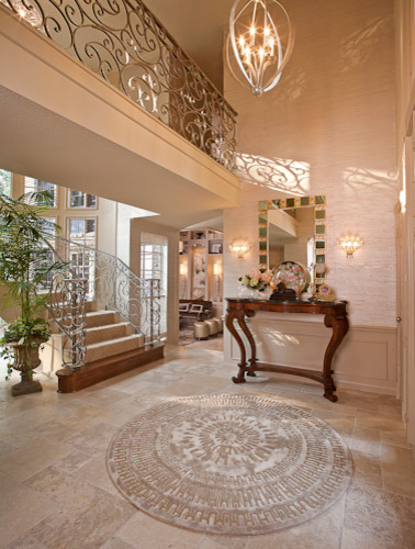 Quiet Sophistication- Family Room contemporary-family-room