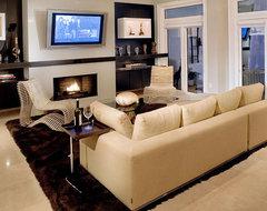 Ramos Design Build Corporation - Tampa contemporary-family-room