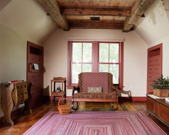 Reclaimed Barn Beams Projects in NYC, New Jersey & CT - Exposed Beam Decor