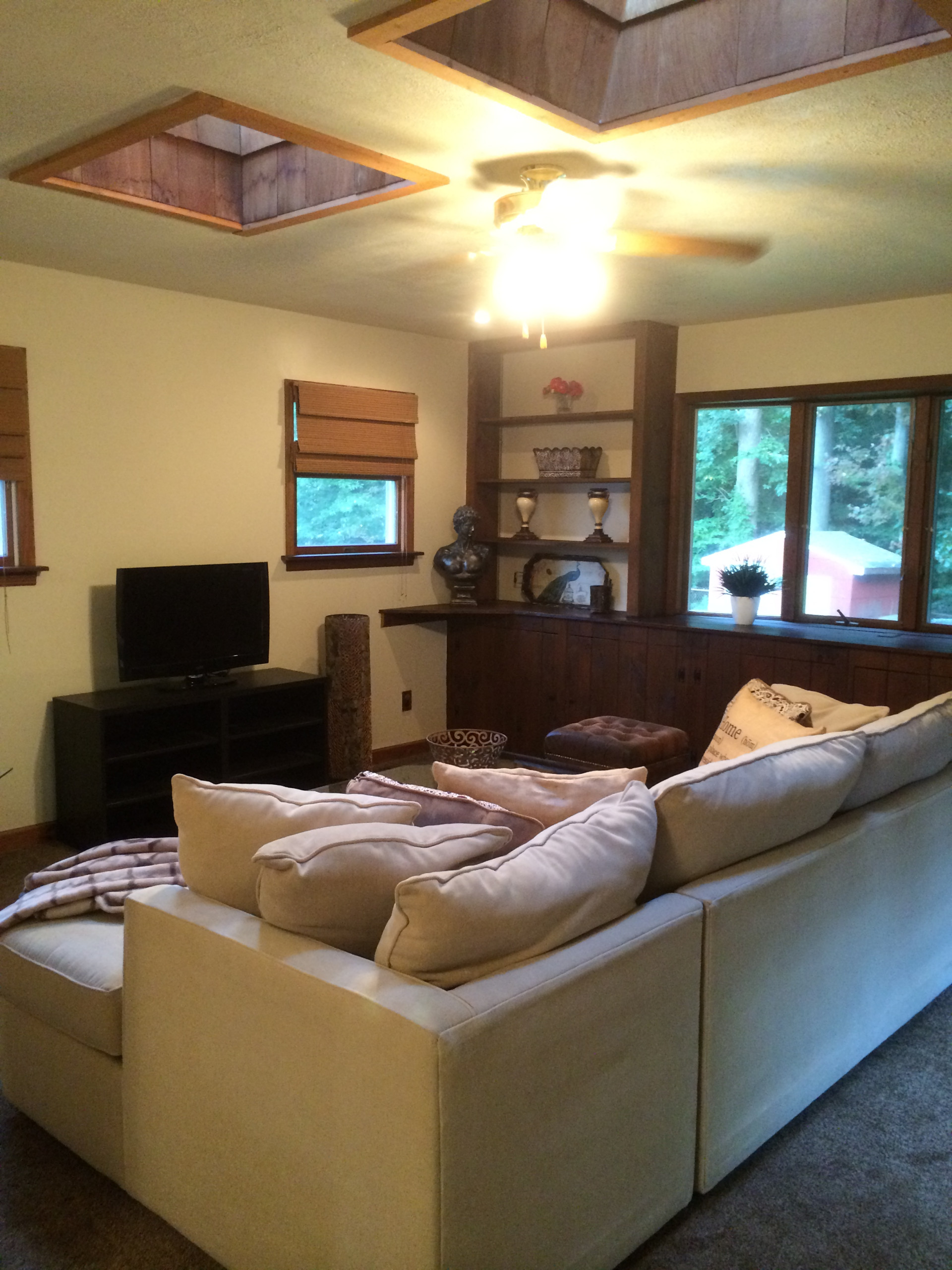 Redesign - Family Room (Ewing)