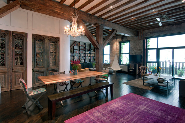 Houzz Tours Houzz Tour  Feng Shui Lightens a Brooklyn Loft. Feng Shui  What is wrong with my apartment layout