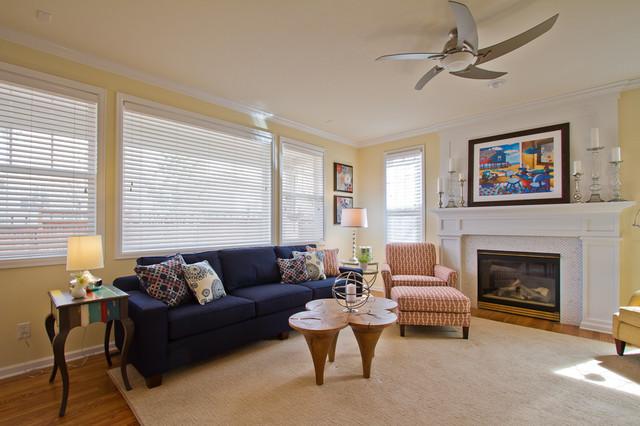 Reischel traditional-living-room
