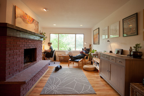 Den Remodel by HighCraft Builders