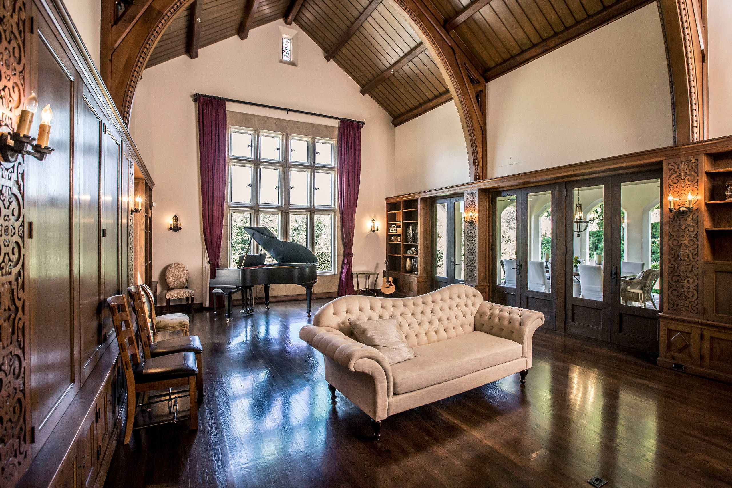 Renovations and Additions to a Historic Tudor Estate in Pasadena