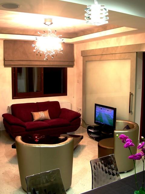 Residence modern-family-room