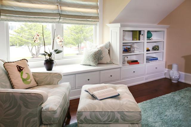 Residence1, Avalon, NJ beach-style-family-room