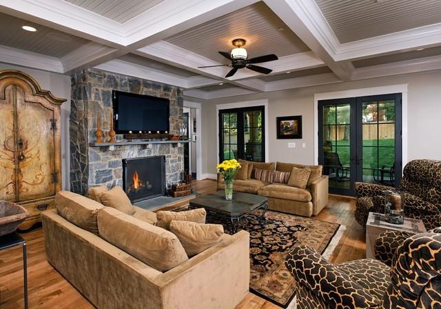 Ridge Road traditional-family-room