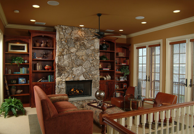 Fl Eclectic Family Room Orlando By Clay Stephens Lifestyles