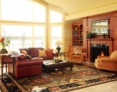 Rivershore traditional-family-room