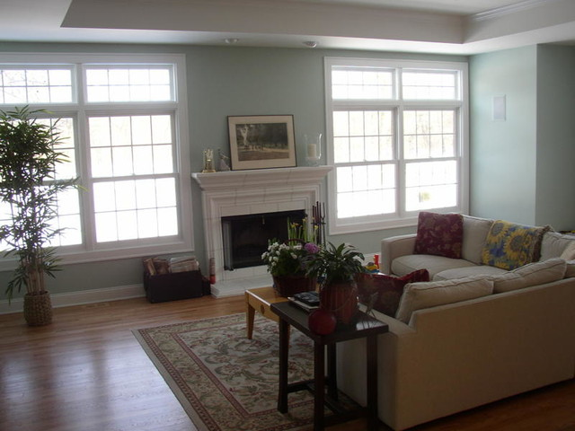 Riverside Drive traditional-family-room