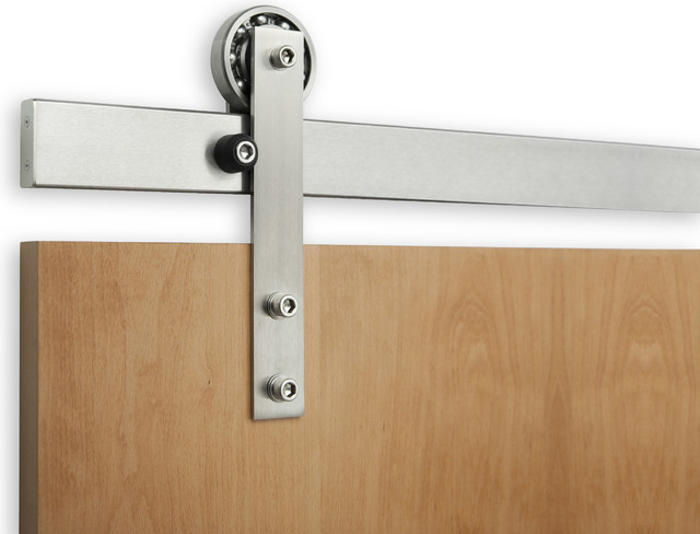 ROB ROY Sliding Door Hardware - Modern - Family Room - other metro - by Krownlab