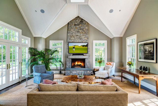 Robert A Cardello Architects Remodel 1 Traditional